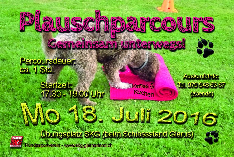 SpassSport Plauschparcour Flyer 2