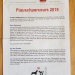Herzlich Willkommen zum Plauschparcour 2018! Wir starten hir mit einer Reportage durch unseren diesjährigen Parcour und wünschen Euch viel Vergnügen dabei...... lets GO!!!!